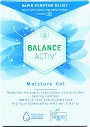 Balance Activ Moisture Gel Pre-filled Single Use Applicators 7s