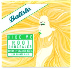 Batiste Hide Me Root Concealer for Blonde Hair 3.9g
