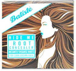 Batiste Hide Me Root Concealer for Dark Brown Hair 3.9g