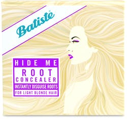 Batiste Hide Me Root Concealer for Light Blonde Hair 3.9g
