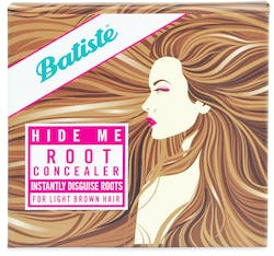 Batiste Hide Me Root Concealer for Light Brown Hair 3.9g