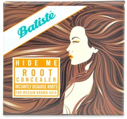Batiste Hide Me Root Concealer for Medium Brown Hair 3.9g
