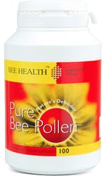 Bee Health Pollen 500mg 100 Capsules