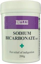 Bell's Sodium Bicarbonate 200g