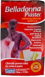 Belladonna Plaster Pain Relief 1 Large