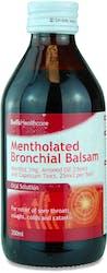 Bells Mentholated Bronchial Balsam 200ml