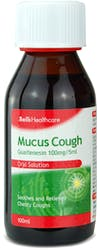 Bell's Mucus Cough Solution 100ml