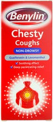 Benylin Chesty Cough Non-Drowsy 150ml
