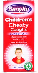 Benylin Children's Chesty Coughs 6+ Years 125ml
