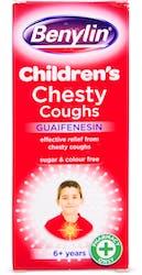 Benylin Children's Chesty Coughs 6+ Years 125ml