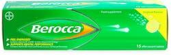 Berocca Tropical Flavour 15 Tablets