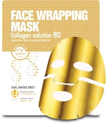 Berrisom Face Wrapping Mask Collagen Solution 80 27g