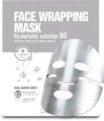 Berrisom Face Wrapping Mask Hyaluronic Solution 80 27g