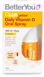 Better You Dlux Junior Vitamin D3 Spray