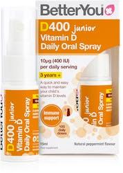 BetterYou Dlux Junior Vitamin D3 Spray 15ml