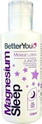 BetterYou Magnesium Sleep Mineral Lotion Junior 135ml