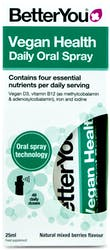 BetterYou Vegan Health Daily Oral Spray 25ml