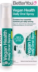 BetterYou Vegan Health Daily Oral Spray 25ml