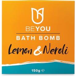 BeYou Bath Bomb Lemon & Neroli 150g