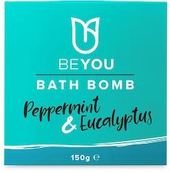 BeYou Bath Bomb Peppermint & Eucalyptus 150g