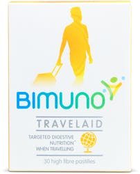 Bimuno Travelaid High Fibre 30 Pastilles