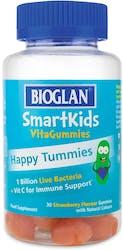 Bioglan Smartkids Happy Tummies Multivitamin 30 Gummies