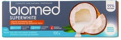 Biomed Superwhite Coconut Whitening Toothpaste 100g
