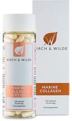 Birch & Wilde Marine Collagen 60 Day Supply 120 Capsules
