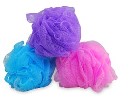 Body Puff (comes in various colours) 1pc