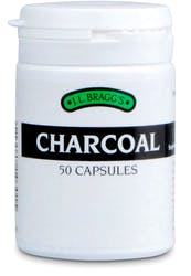 Braggs Charcoal 50 capsules