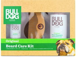 Bulldog Beard Care Kit Gift Set