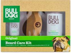 Bulldog Beard Care Kit Gift Set