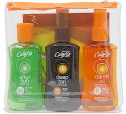 Calypso Tanning Essentials Travel Pack