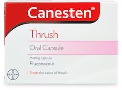 Canesten Thrush Oral Capsule 1 Capsule