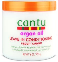 Cantu Argan Oil Leave-In Conditioning Repair Cream 453g