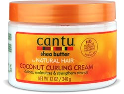 Cantu Natural Hair Coconut Curling Cream 340g