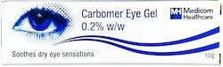 Carbomer Eye Gel 0.2% 10g