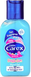 Carex Hand Gel Bubblegum 50ml