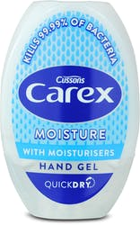 Carex Hand Gel Moisture Antibacterial 50ml