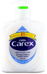 Carex Hand Wash Moisture Plus 250ml