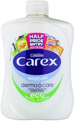 Carex Moisture Plus Hand Wash Refill 500ml