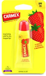 Carmex Moisturising Lip Balm Strawberry SPF 15 10g