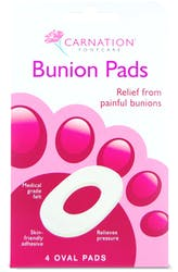 Carnation Bunion Pads 4 Pads