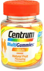 Centrum Multigummies Orange 30s