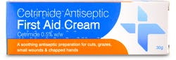 Cetrimide Antiseptic First Aid Cream 0.5% 30g