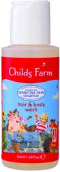 Childs Farm Hair and Body Wash 50ml
