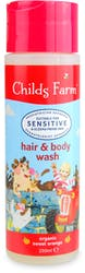Childs Farm Hair and Body Wash Organic Sweet Orange 250ml