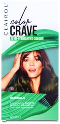 Clairol Color Crave Semi-permanent Emerald