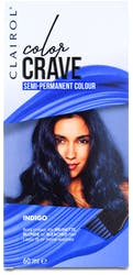Clairol Color Crave Semi-Permanent Indigo
