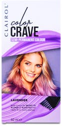 Clairol Color Crave Semi-permanent Lavender